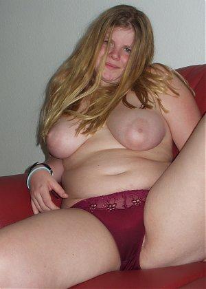 Young chubby nude fucked