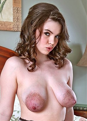 Hot pierced nips babe sucking a nice bbc 10